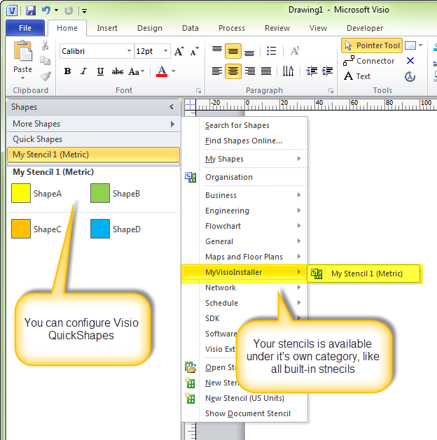 WiX Setup Project for Visio - Visual Studio Marketplace